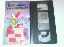 Dr. Seuss' How The Grinch Stole Christmas! Narrated by Boris Karloff 26 Minutes