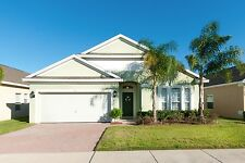218 4 Bedroom Vacation Villa holiday pool home near Disney area Orlando Florida