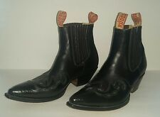 MENS BOTINES RUDEL Size 30  Leon  # 1030 Genuine  WESTERN BOOTS