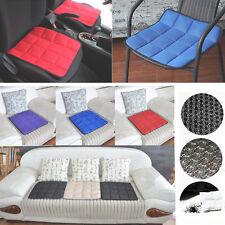 Patternless Nature Decorative Seat Cushions