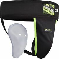 RDX Groin Guard with Cup Boxing MMA Muay Thai Training Abdo Protection For Men