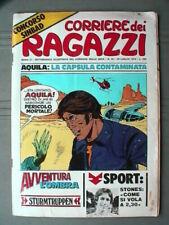Strisce a fumetti di fumetti europei e franco-belgi riviste corriere dei ragazzi
