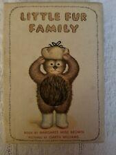 Little fur family Vintage