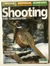 Shooting & Conservation Magazine Nov/Dec 08