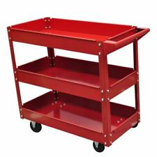 vidaXL Workshop Tool Trolley 100kg Garage Transport Carrier Cart Hand Truck