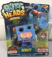 Buttheads Robutt Robot Interactive Farting Toy Wowwee Hot Christmas 2019