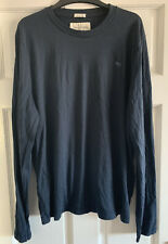 Mens Long Sleeve Abercrombie And Fitch Tshirt XL New