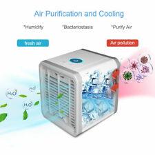 Aire acondicionado LED móvil Refrigerador Humidificador Ventilador frio 2020 ES