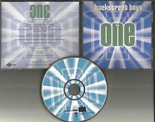 BACKSTREET BOYS the One ULTRA RARE 1TRK PROMO DJ CD single USA JDJ42663 MINT