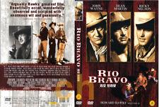 Rio Bravo (1959) - Howard Hawks, John Wayne, Dean Martin, Ricky Nelson  DVD NEW