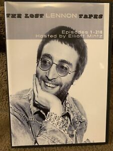 The Lost Lennon Tapes - COMPLETE - John Lennon - Radio Broadcasts!!