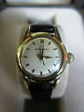 Authentic 1952's  Lady's Watch  ETERNA MATIC 18K (Solid Gold) Cal: 1402U COLL.