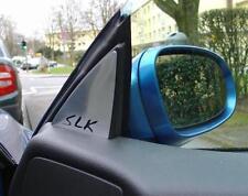 Mercedes Zierblenden Spiegeldreieck SLK 32 SLK32 170 R170 FL 230 320 AMG Brabus