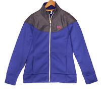 Rip Curl Women's Purple Full Zip Soft Shell Jacket - Size Small