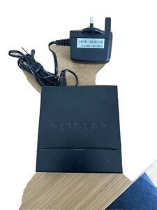 NETGEAR GS305300UKS 5 Ports Wall Mountable Gigabit Ethernet Switch