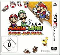 Nintendo 3DS - Spiel | Mario & Luigi : Paper Jam Bros. | mit OVP | sehr gut