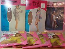 Vintage Panty Hose Lot Nip unopened 60's 70's, sz Sm women's lingerie stockings