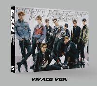 EXO+DONT MESS UP MY TEMPO [VIVACE VER.] LIMITED ED-KPOP NEW SEALED ALBUM+POSTER