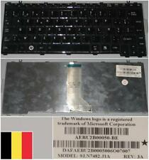 Teclado Azerty Belga Toshiba A600 M800 U400 U405 AEBU2B00050-BE 9J.N7482.J1A