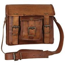 New Women Vintage Cool Leather Messenger Cross Body Handmade purse Hobo satchel