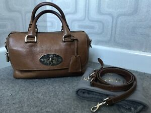 Mulberry Del Rey in Oak NVT Small Size in Good Used Condition