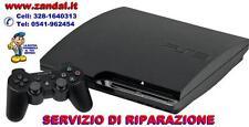 PLAYSTATION 3 SLIM CHE DOPO UN PO SI SPEGNE PS3 E' UN SERVIZIO DI RIPARAZIONE