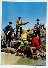 Complessino Beat anni 60 Chitarre Elettriche Musica PC Circa 1960 Vera Foto
