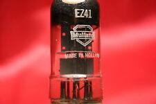 Super Rare Mullard EZ41 Made in England. Perfect condition tube, New In Box!
