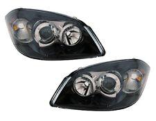 2005-2009 Chevrolet Cobalt New Performance Projector Headlight Assembly Pair