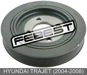 Crankshaft Pulley For Hyundai Trajet (2004-2008)
