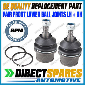 PAIR NEW FRONT LOWER BALL JOINTS FORD TERRITORY SY Mk2, SZ RWD AWD 2010-ON LH+RH