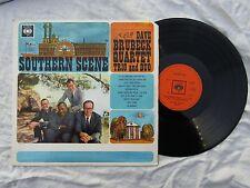 DAVE BRUBECK TRIO LP SOUTHERN SCENE cbs 62069 EX+ .......33rpm / JAZZ
