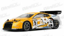 1/18th 2.4G Exceed RC Mad Pulse Brushed Drift Car RTR GT-R YELLOW-Refurbished