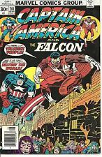 Captain America # 201 Sept 1976 Marvel The Falcon Jack Kirby