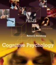 Cognitive Psychology, by Sternberg, 5th Edition