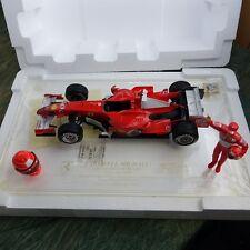 1:18, Michael Shumacher, Ferrari Formul 1 , 2006 Sao Paulo LE 8835/9250