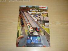 Märklin 03081 Ratgeber-Buch - Einstieg in Märklin Digital - MS 2 + CS 2 - NEU