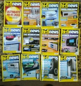 HiFi News 2011 as Pictured