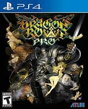 Dragon's Crown Pro Battle Hardened Edition Ps4, PlayStation 4 New