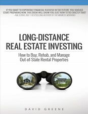 Long-Distance Real Estate Investing - David Greene (E-B0OK&AUDI0B00K||E-MAILED)