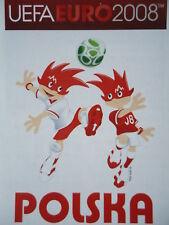 Panini 228 Logo Polska Polen UEFA Euro 2008 Austria - Switzerland