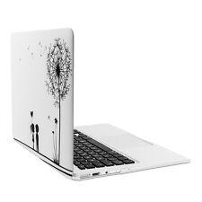 "kwmobile Hard Case für Apple MacBook Air 13"" (ab Mitte 2011) Pusteblume Love"