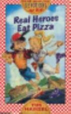 Real Heroes Eat Pizza (Five-Minute Devotions for Kids)