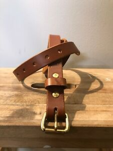 Tanner Goods Belt | Size 32 | Made in USA