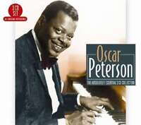 Peterson Oscar - The Absolutely Essential 3 CD Nuovo CD