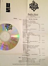 RADIO SHOW: HOUSE OF BLUES 8/2/03 TONE COOL RECORDS: SUSAN TEDESCHI, ROD PIAZZA