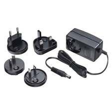 LINDY MultiCountry Switching AC Adapter 24VDC 1.25A 5.5mm Outer 2.1mm Inner Jack
