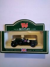 Lledo 1930 Bentley 4.5 Litre TV Times Special Commission Exclusive Collectable