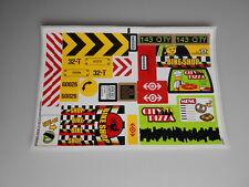 Lego®  1x Sticker/Aufkleber Bogen für Set 60026 Neu