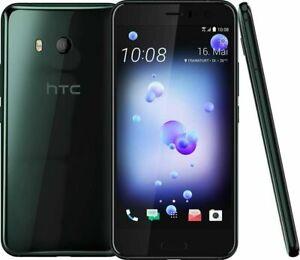 "Original HTC U11 Factory Unlocked 64GB  5.5"" Smartphone GSM 4G LTE All Colors"
